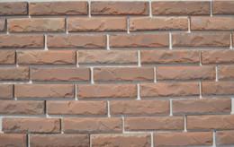 Wholesale Tile Tools Wholesale - 4 Pieces  Lot Molds 24 Bricks Antique Brick Maker Wall Texture Tile Decoration House Garden Path Diy Tools Cement Concrete Mould