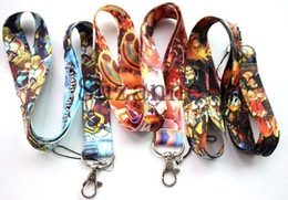 Wholesale Kingdom Hearts Free - Hot sale!Promotion 100pcs Kingdom Hearts Lanyards neck straps for MP3 4 cell phone Party favor gift for kids Free shipping