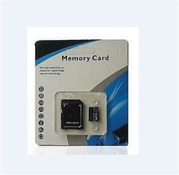 Wholesale I Phone Wholesalers - 256GB UHS-I Micro SD Memory Card Free SD Adapter Retail Blister Package microSD SDHC 256G 256GB Card for Android Tablet PC Smart Phones 2016