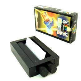 2019 truques de mágica grátis Novidade Cash Banknote Printer dinheiro máquina de impressão Magic Trick Tool Kit Tricking Toy presente frete grátis truques de mágica grátis barato