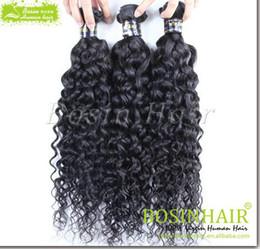 Wholesale Grade 5a Weave - Brazilian Jerry Curly Virgin Hair Unprocessed Brazilian Remy Human Hair Weave Grade 5A 4PC Hair Bundle Brazilian Curly Virgin Hair