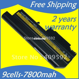 Wholesale Batteries For Ibm T42 - High quality- HOT- Laptop Battery For IBM Lenovo ThinkPad T42 T42P 2375 2376 2669 2678 2687 2378 2668 2669 2678 2679 2686 2687 T43 1871 2668