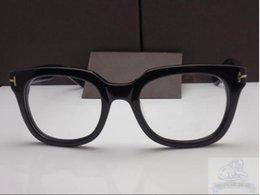 Wholesale Spectacles Frames For Men Fashion - TOM FOR men and women TF5179 fashion acetate big frame spectacle optical eyeglasses frame glasses frame original case
