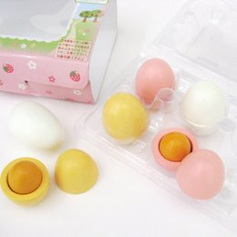Wholesale Strawberry House Toy - Wholesale-Exports of Mother Garden strawberry simulation colored eggs Thewooden house kitchen toys Train baby cognitive ability freeship