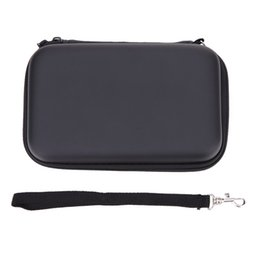 Wholesale Nintendo 3ds Case Cover - Hard Travel Carry Case Hold Storage Cover Pouch Carrying Hard Bag Box Sleeve Nintendo 3DS NEW 3DS for NDSI for NDSL