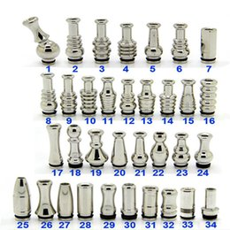 Электронная сигарета атомайзер капельного советы все виды нержавеющей стали 510 капельного советы fit RDA RBA RTA атомайзер от Поставщики смесь материалов