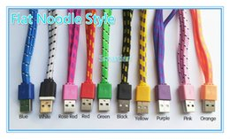 Wholesale 3in1 Micro Usb - Free DHL 20CM 3in1 Fabric USB data Sync Charger Cable for Samsung Galaxy S5 4 3 2 Note 4 3 2 For LG HTC One X E8 M8 SONY High Quality