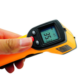 Wholesale Temperature Guns - Non-Contact IR Infrared Digital Temperature Gun Thermometer Laser Point
