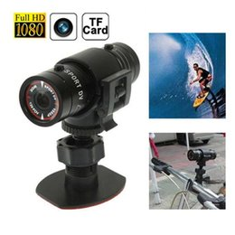 Wholesale Roller Shell - mini F9 sport DV Full HD 1080P waterproof Sports camera Digital Action Camera extreme sports Camcorder aluminum shell