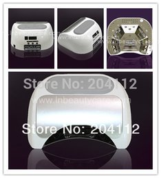 Wholesale Harmony Nail Lamp - Wholesale-Wholesale price Harmony style 18K nail LED lamp! Free shipping. Curing all fingers within 5seconds,
