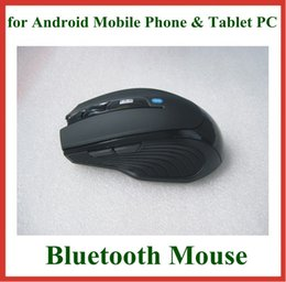 Wholesale Colors Mobile Android - 1pc Optical Wireless Bluetooth 3.0 Mouse 800DPI for Android Mobile Phone Tablet PC Laptop Notebook PC 5 Colors High Quality