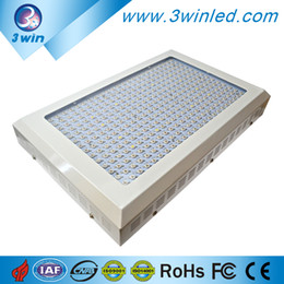 Wholesale Ir Chip Led - 2 pieces lot High lumen 1000W led grow light 333*3w red 660 UV 420 IR 730 3W chip plant grow led light 6-10 spectrums