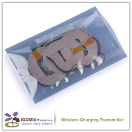 Wholesale Wireless Charging Diy - wireless charging PCBA 3 coils coil for test or DIY wireless charger PCB board cell phone charger for cell phone