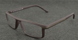 Wholesale Brand New Rims - Luxury Car brand Optical glasses frame for Men P8178 5 colors full rim acetate Myopia glasses frame Brand New eye glasses frame