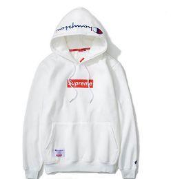 Wholesale Long Button Coats For Men - kanye west box logo hoodies for men,OVERSIZE fleece hoodies sweatshirts,pullover clothes,women winter coat mens clothing