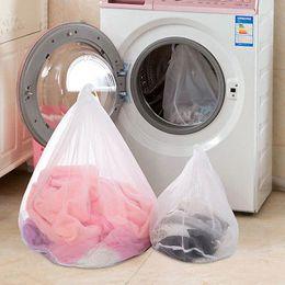 Wholesale Wholesale Milking Machine - Wholesale- Laundry Saver Washing Machine Aid Bra Underwear Lingerie Mesh anti-wash clothes underwear Bag