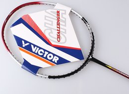 Wholesale Racquet Racket - VICTOR Challenger 9500 Badminton Racket Hot-selling Badminton Racquets(Present Racket Cover&String) Free Shipping