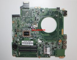 Laptop hp atx amd placa-mãe on-line-para HP Pavilion 15-P263NR 15-P284CA 15Z-P200 série 799508-501 DAY23AMB6F0 REV: F UMA A10-4655M Laptop Motherboard Mainboard Trabalhando perfeito