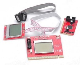 Wholesale Post Tests - PCI Motherboard Analyzer Diagnostic Post Test Card for PC Laptop Desktop PTI8 order<$18no track