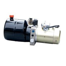 2019 цилиндр одностороннего действия 12v гидравлический силовой агрегат для автопогрузчика стола гидравлический шестеренный насос для одностороннего действия цилиндра дешево цилиндр одностороннего действия