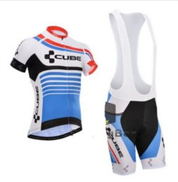 Wholesale 5xl Bicycle Jersey - 2017 Men's Cycling Jersey MTB Bike Clothing SKY Blue Team Cycling Clothing Ropa Ciclismo Jerseys PRO Bicycle Wear Clothes Sets