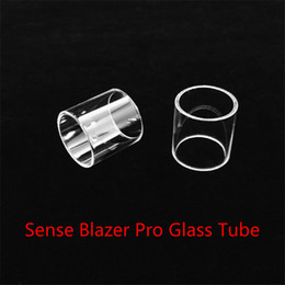 Wholesale Free Blazers - Wholesale Sense Blazer Pro Tank Replacement Glass Tube With DHL Free Shipping buy cheap Sense Blazer Pro Tank Glass tube