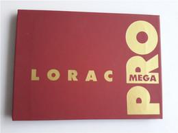 Wholesale mega size - 2015 New Lorac Mega Pro Palette Eye Shadow 32 Color Makeup hot item