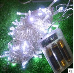 2019 12v exterior levou corda Suprimentos de casamento ao ar livre jardim decorativo à prova d 'água LED string luzes flash 10 M 80 LED super brilhante luz da bateria 12v exterior levou corda barato