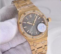 Wholesale Blue Sapphire Round Gem - FREE SHIPPING diamond bezel date Promotion cheap automatic Selling fashion new brand women watch stainless steel wristwatch Women's Watches