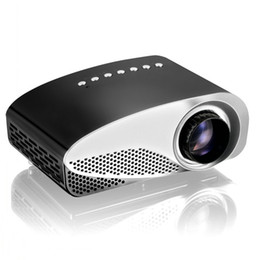 Wholesale Cheap Mini Projector Hdmi - New Upgraded RD-802 Cheap mini led HDMI USB pocket home theater video game projector proyector projetor beamer,HD LED projector