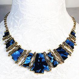 Wholesale Europe Style Fashion Pendant Necklace - Wholesale - 2013 Hot Sale Europe Style Necklaces Fashion Jewelry Cheap WY115 12p