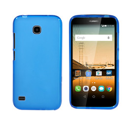 Wholesale Thin Cell Phones For Sale - Hot Sale Cell Phone Case For HuaWei Y538 Ultra Thin Solid Color soft Luxury TPU Shockproof