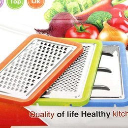 Wholesale Kitchen Kit Cutting - Multifunctional Shredder Salad Vegetables Cutter Slicer Grater Cutting Kitchen Accessories Gadgets Cooking Tools Kit 6pcs Set order<$18no tr