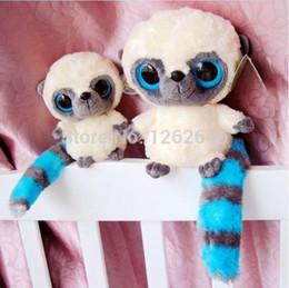 "Wholesale Yoohoo Wholesale Plush - Wholesale- Baby Toy,Yoohoo Friends Stuffed Plush toy (bush baby) - 5"" YooHoo,Big Eyes Cute Fabric Doll,free shipping,doll plush toys"