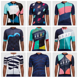 Wholesale Cream Uv - MAAP Detour Pro Jersey 2017 Cycling Tops Short Sleeves Summer Style MTB Ropa Millot For Men Women Bike Wear Size XS-4XL 9 Colors