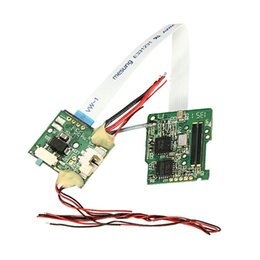 Wholesale Esky Helicopter Parts - Wholesale High Quality F150 RC Helicopter Parts 4 in 1 Control Board For ESKY