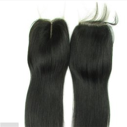 Wholesale European Hair Extentions - Free shipping better quality Brazilian straight ture real human Virgin Hair Brazilan 6A strairht Virgin Human Hair extentions