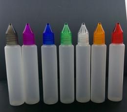 Wholesale Cap Unicorn - Wholesale - Unicorn Bottle Large Diameter E Liquid Bottles 10ml 15ml 30ml Dropper Plastic Empty Pen Style Bottle with Caps