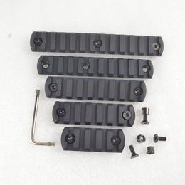 Wholesale Picatinny Rails - 5,7,9,11,13 slot CNC Aluminum Picatinny Weaver Rail Section