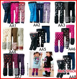 Wholesale winter leggings pants - 30Pc Fedex Ship Baby Nissen PP Pants Kids Cotton Leggings Pants Children Casual Pants Toddlers Tights Accept Style & Size Choose