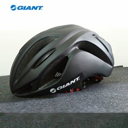 Wholesale Giant Mountain Bike Helmets - Wholesale-GIANT Cycling Helmet Capacete Ciclismo Protect Bicycle Helmets Mountain Road Bike Hip-hop Helmet Sport Men Bicycle Accessories