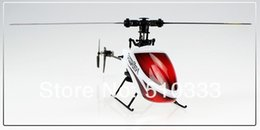 Wholesale Power Rc - Wholesale-NEW Design of WL WLtoys V966 Power Star 1 6CH 3D Flybarless RC Helicopter RTF 2.4GHz