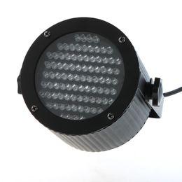 Wholesale Dmx Control Laser Light - Wholesale-4 Channel 90-240V 25W 86 Leds RGB DMX 512 Control Laser Projector Stage Light Party Disco DJ Stage Lighting Drop Shipping