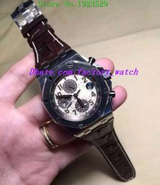 Wholesale Japan Sellers - Factory Seller Luxury Watches Wristwatch High-Quality Brand CHRONOGRAPH ST-OO-D091CR-01 Japan Quartz Men's Dive Watch