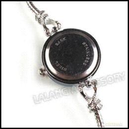 Wholesale Antique Snake Watch Bracelet - 3 pcs lot New Cameo Snake Chain Ladies European Bracelets Watch Fit Beading 20cm Antique Silver Copper 151588