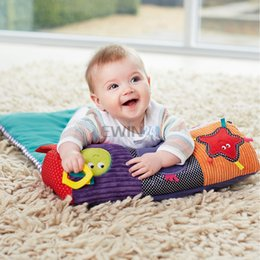 Wholesale Musical Bedding - Hot Selling! Kids Musical Baby Develop Climb Crawl Pillow Popular Infant Toys New and High Quality
