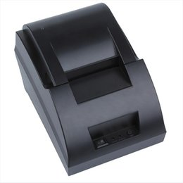 Wholesale Cheapest mm Thermal printer usb port POS receipt printer H for cash registers at the supermarket with high quality