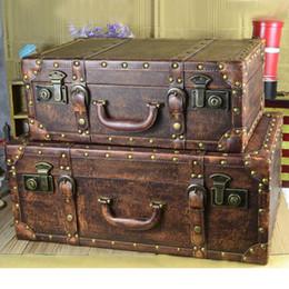 Canada Vintage Suitcase Storage Boxes Supply, Vintage Suitcase ...
