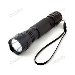 Wholesale P4 Led - Wholesale-bangprice Assurance UltraFire WF-501B CREE P4 18650 16340 CR123A LED Flashlight Torch Lamp hottest