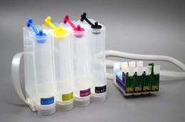 Wholesale Empty Ciss - HYD,DIY Empty T1631 T1632 T1633 T1634 CISS for Epson WF-2510|2520|2530|2540,WF-2010|2650|2660 CMYK inkjet printer,CIS system With ARC